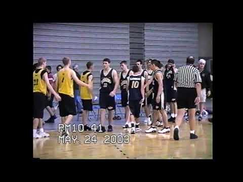Lakers - Penn 16+U Boys  5-24-03