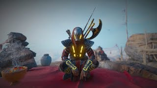 Assassin's Creed Origins: My Endgame Assassin - Stealth Gameplay