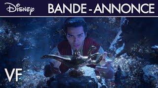 Aladdin (2019) - Première bande-annonce (VF) I Disney