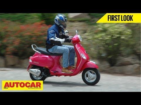 New Vespa VX 125| First Look | Autocar India