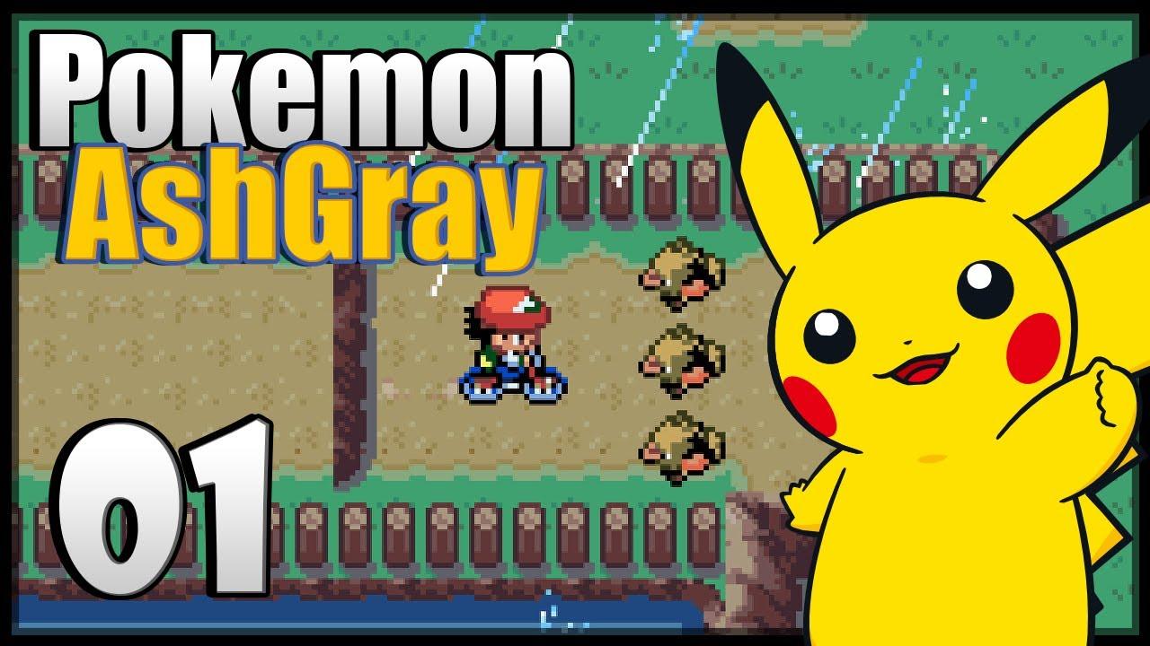 Pok 233 Mon Ash Gray Episode 1 Youtube