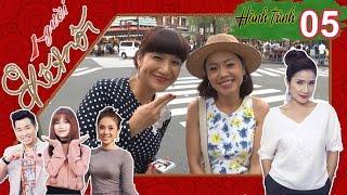 Người Kết Nối | Hành trình full 5 | Hội ngộ xúc động Cát Tường và diễn viên Kim Huyền tại Nhật Bản.