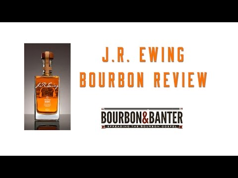 J.R. Ewing Bourbon Review