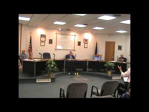 Rouses Point Village Board Meeting  6-21-10