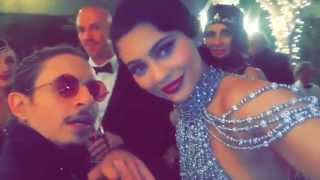 KRIS JENNER'S 60TH BIRTHDAY PARTY SNAPCHAT VIDEOS FULL ft Kanye,Kim,Tyga,Kylie
