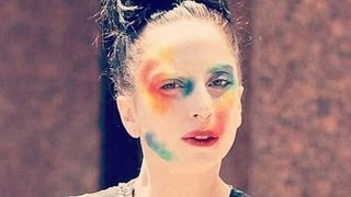 Lady Gaga Gives Surprises Gay Fans in West Hollywood! | POPSUGAR News