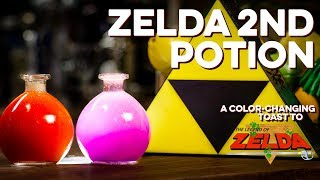 Zelda's 2nd Potion & Water of Life   How to Drink