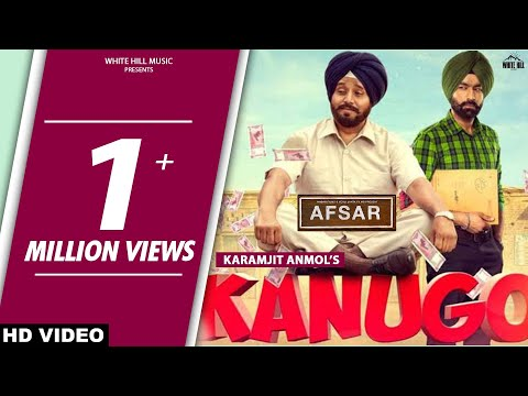 KANUGO (Full Video) Karamjit Anmol - Preet Hundal