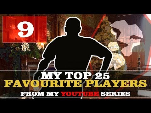 MY TOP 25 FAVOURITE PLAYERS   PLAYER #9   FOOTBALL MANAGER 2019