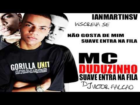 Baixar MC DUDUZINHO SUAVE ENTRA NA FILA  DJ VICTOR FALCÃO )