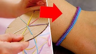 DIY Friendship Bracelets for Beginners | Craft Factory