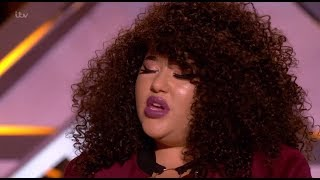Shanaya Atkinson-Jones: She Makes Judges Cry With Her Audition. INCREDIBLE! | The X Factor UK 2017