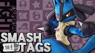 Lucario is Extremely POWERFUL! - ELITE Smash Tags #18 (Super Smash Bros. Ultimate)