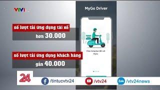 Cơ hội nào cho doanh nghiệp Việt trong cuộc chiến gọi xe   VTV24