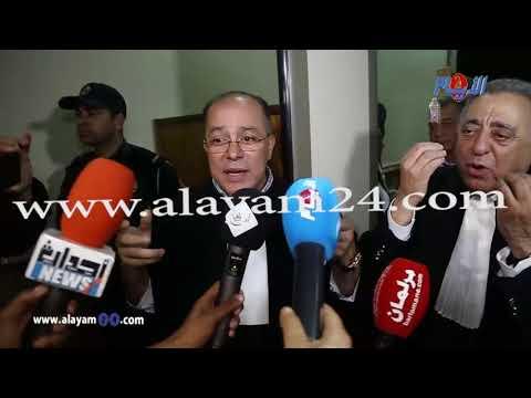 مشادة ساخنة بين زيان وزهراش وكروط بسبب فيديوهات البورنو