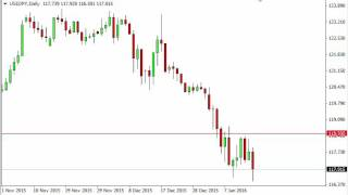 USD/JPY Technical Analysis for January 18 2016 by FXEmpire.com