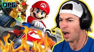 Mario Kart Death Race | Dude Perfect Gaming