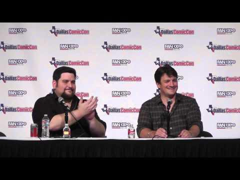 Nathan Fillion's Q&A at Dallas Comic Con (HD),