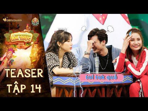 Thiên đường ẩm thực 6 | Teaser Tập 14: Chí Thiện bất lực trước gu ăn uống khó hiểu của Ly Ly