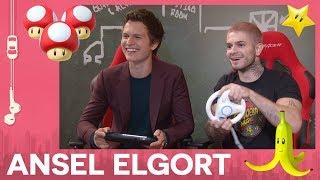 MARIO KART CHALLENGE feat. Ansel Elgort