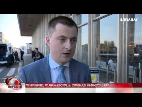 Baixar Trīs darbinieku atlaišana lidostai jau izmaksājusi 140 tūkstošus eiro