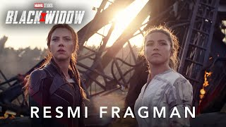 Marvel Studios'tan Black Widow  | Resmi Fragman