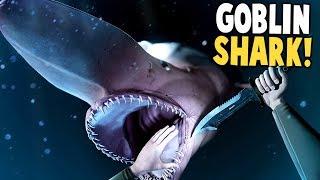 GOBLIN SHARK IN GAME! New Fire Shark & Zombie! Updates! - Depth