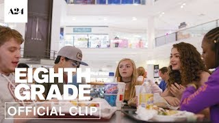 Eighth Grade | Different Generations | Official Clip HD | A24