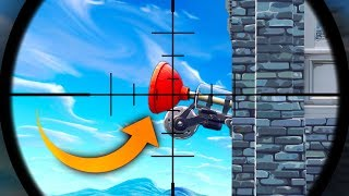 YOU PROBABLY THOUGHT THIS SHOT WAS IMPOSSIBLE.. | Fortnite Funny and Best Moments Ep.234