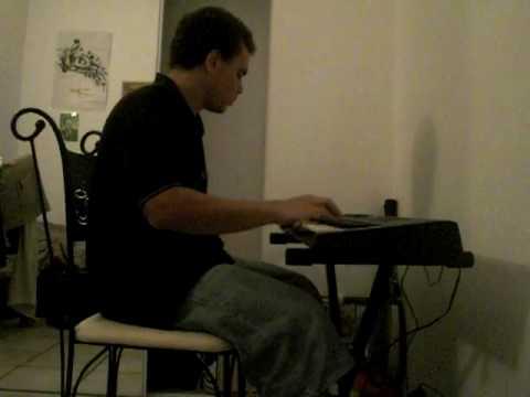 Vybz kartel - Virginity(Versatility) au piano!