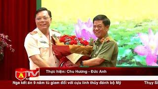 Công bố quyết định bổ nhiệm Giám đốc CATP Hà Nội I ANTD