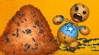 АНТИСТРЕСС ПРОТИВ ВОЛШЕБНЫХ ПИТОМЦЕВ ! Эксперимент с Кидом и игрушкой Kick the Buddy #42 #крутилкины