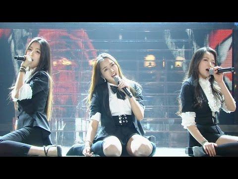 퀸즈, 섹시함 가득한 역대급 선곡 'Trouble Maker' |《KPOP STAR 6》 K팝스타6 EP39