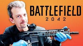 Expert Reacts To Battlefield 2042 Beta's Guns