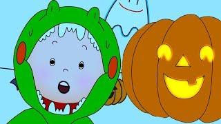 Caillou en Français | Caillou et Halloween | dessin animé | dessin animé pour bébé | NOUVEAU