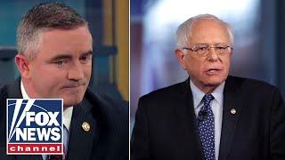 Boston Marathon responder on Bernie's defense of bomber's voting right