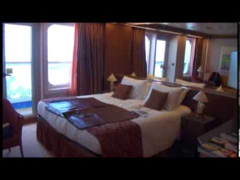 Carnival Dream Ocean Suite 7242 Youtube