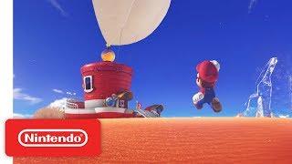 Super Mario Odyssey Trailer - Nintendo Switch