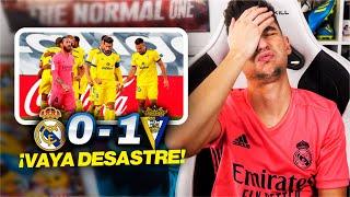 ¡¡¡QUE SE VAYA YA!!! REAL MADRID 0-1 CÁDIZ