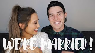 ALL ABOUT OUR WEDDING | Q&A