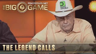 The Big Game S1 ♠️ W11, E1 ♠️ Phil Galfond vs Doyle Brunson ♠️ PokerStars