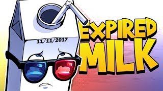 EXPIRED MILK #1 (Leftover Funny Moments)