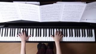 White Love ピアノ SPEED   「資生堂 ティセラ」 CFソング
