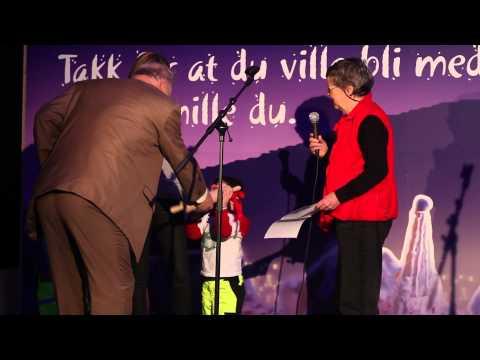 Pepperkakebyen 2012 - Kontrollmåling og Pepperkakebyprisutdeling 13.12.2012 med .mov