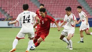 Kết quả bóng đá U23 Việt Nam vs U23 Triều Tiên: Thất bại cay đắng