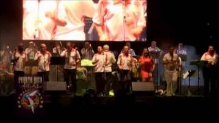 Puerto Rico All Stars Afro Caribeno2012 part1