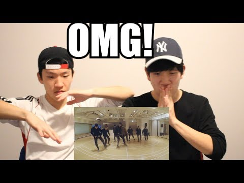 EXO 'Electric Kiss' Dance Practice REACTION [THAT SHARPNESS THO!!!]