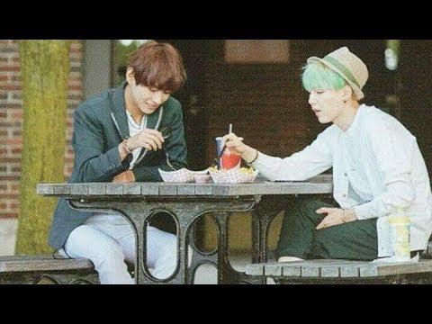 Don't fall in love with DAEGU BOYS (슈가 & 뷔 BTS) Challenge!