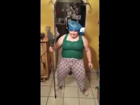 Sexy brunette woman take cum shot gif