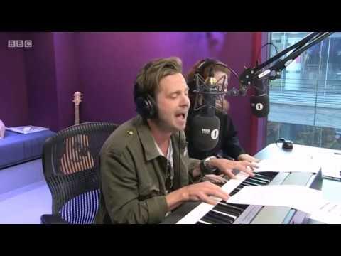 Jess Glynne and Ryan Tedder co-host The Radio 1 Breakfast Show (Macaroni Song)